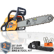 More details for 62cc petrol chainsaw 20