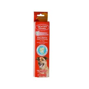 Dog Enzymatic Toothpaste Poultry Flavor 2.5 oz from Sentry Petrodex