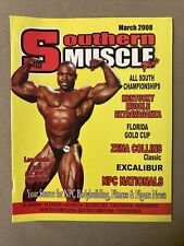 Southern Muscle Plus Bodybuilding Fitness Magazine / Lee Banks / 03-08