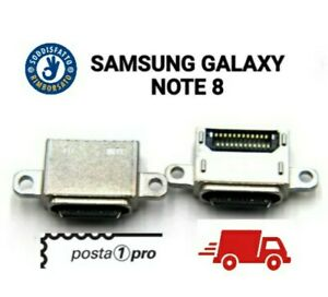 CONNETTORE RICARICA PORTA USB TYPE C SAMSUNG GALAXY NOTE 8 N950