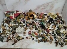 Lot of 89 Playskool Star Wars Figurines Vehicles and other toys
