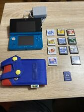 Nintendo 3DS Lite - Includes Games, Charger, Carrying Case And More!
