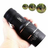 Mobile Phone Telescope 16×52 Zoom Monocular Telescope Optical HD Lens