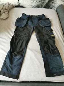 """Snickers work trouser 31"""" waist 30""""leg"""