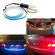 Led Strip Trunk Luggage Turn Signal Lamp Compartment Light Flow Type Tailgate