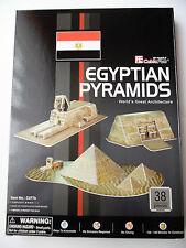 3D Puzzle Ägypten Pyramide Egypt Pyramids Cubic Fun Sphinx Abu Simbel Egyptian