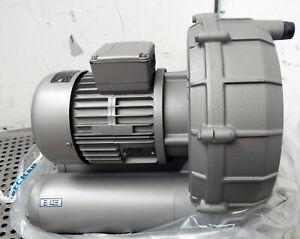 Becker Seitenkanalverdichter RF 075/2-7P  1,1 KW  2880 r/min - unused/OVP -
