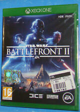 Starwars Battlefront 2 - Microsoft XBox One - PAL New Nuovo Sealed
