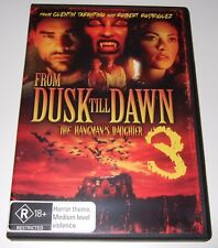 From Dusk Till Dawn 3 - The Hangman's Daughter (DVD, 2013)