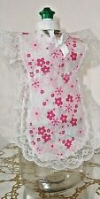 New listing Everyday Pretty Floral Apron cover-up Dish soap pancake syrup catsup bottle gift