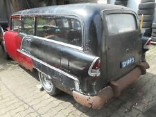 1955 Chevrolet Bel Air Kombi --- Hot Rat Rod --- Station Wagon --- Einzelstück