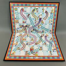 MB Hasbro Chutes and Ladders Game Board 1999 Replacement Part