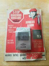Vintage Hemco Burglar Door Alarm Brand New #1