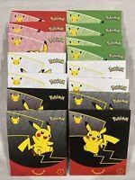 2021 McDonald's 25th anniversary pokemon card pack sealed (set promo card)