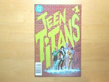 Dc Comics Teen Titans #1 1996 Bagged & Boarded Since New Newsstand (2)
