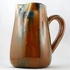 Céramique POT à LAIT Art Nouveau CLEMENT MASSIER Golfe-Juan AM, pichet/milk jug