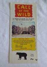 Call of the Wild Museum Gaylord Michigan