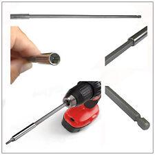Magnetisch 300mm (30.5cm) Schraubendreher Bit-Halter Extra Lang 0.6cm Sechskant
