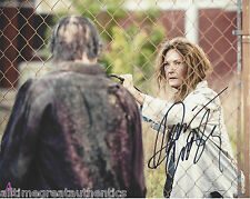 DENISE CROSBY SIGNED AUTHENTIC 'THE WALKING DEAD' MARY 8X10 PHOTO w/COA ACTRESS