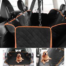 Waterproof Pet Dog Car Seat Hammock Cover Truck Suv Back Rear Protector Travel