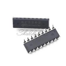 5Pcs PT2262 2262  Remote Control Encoder DIP-18 PTC IC NEW