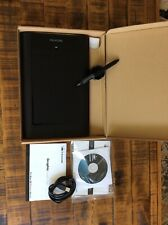 huion graphic drawing tablet For Mac OS X LIGHTLY USED