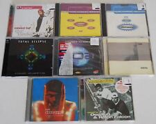 *** LOT 8 CD NEUF TECHNO HOUSE  ELECTRO  TRANCE GOA ***  LABEL DE QUALITÉ !!!
