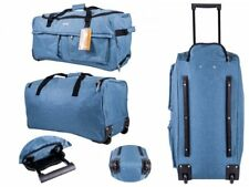 Large Strong Lightweight Travel Wheeled Holdalls, Large Travel Bags