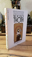 1972 - Vintage 1st Ed - The Book of Thoth - Aleister Crowley - Occult Rare Tarot