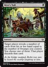 Mire's Toll NM X4 Duel Decks: Nissa vs. Ob Nixilis MTG Magic Cards  Black Common
