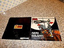 ALBUM figurine ARMI E SOLDATI EDIS 1976 COMPLETO MB/OTT TIPO WEST PANINI MIRA