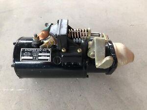starter engine motor 24V willys jeep M38/M38A1