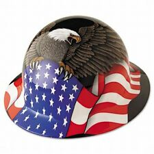 Spirit of America Full Brim Hard Hat 14488