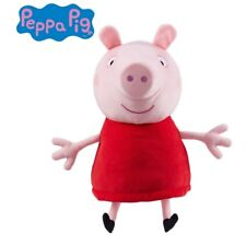 Peppa Pig 20in Talking Plush Red Dress