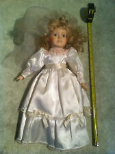 Vintage looking Porcelain Doll S#D5