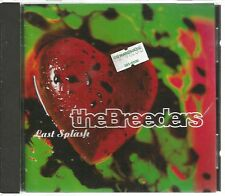 Last Splash The Breeders CD 1993