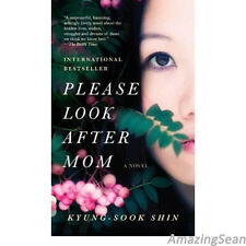 Please Look after Mom by Kyung-sook Shin Korean Best Seller Novel BO11