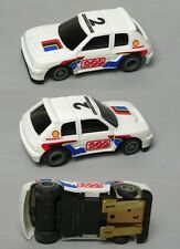 1980 Ideal TCR Rare Majorette France MK3 Chassis #2 Peugeot Talbot 205 74-080