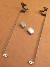 NEW HP PAVILION G6 SCREEN HINGES BRACKETS & HINGE COVERS PAIR (LEFT + RIGHT)