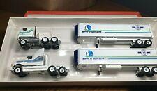 Winross Ford L9000 & Mack MH600 Spinnaker Tractor/Trailer 1/64