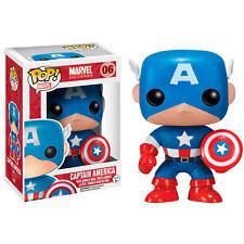 Figura Funko Capitán América Marvel