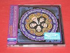 2018 JAPAN 2 CD SET ANTHRAX Kings Among Scotland
