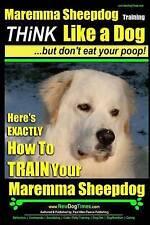 MAREMMA SHEEPDOG Maremma Sheepdog Training | Think Like a Dog ~ but Don't Eat Yo