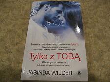 TYLKO  Z  TOBA  -  JASINDA  WILDER  POLSKA  KSIAZKA  POLISH  BOOK