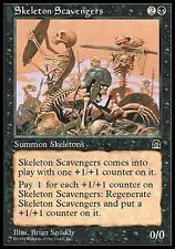 ▼▲▼ Skeleton Scavengers (Squelettes nécrophages) STRONGHOLD  #70 ENGLISH MTG