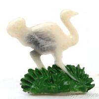 Vintage Ostrich Miniatures - German - 12 pcs - IV3-2506