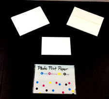 HP 5 x 7 and 4 x 6 Glossy Photo Paper and Envelopes