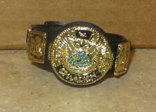 WWE Jakks Attitude Era Championship Title for Wrestling Figures WWF Belt