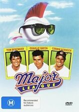 Major League - Charlie Sheen (DVD) Region 4 - &