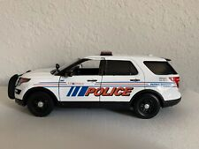 Cookeville Tennessee Police Department diecast SUV Motormax 1:24 scale